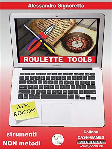 roulette tools: strumenti, non metodi (italian edition) - kindle edition by  alessandro signoretto. humor & entertainment kindle ebooks @ amazon.com.  amazon.com