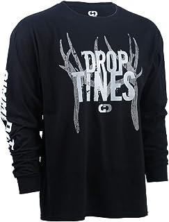 Deer Hunting Shirt | Drop Tines | Long Sleeve Deer...