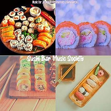 Music for Japanese Restaurants (Shakuhachi)
