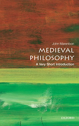 Medieval Philosophy: A Very Short Introduction (Very Short Introductions) (English Edition)