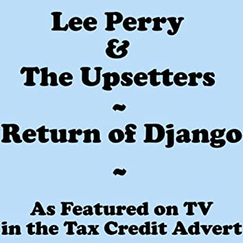 Return of Django (As Featured On TV In the Tax Credit Advert) - Single
