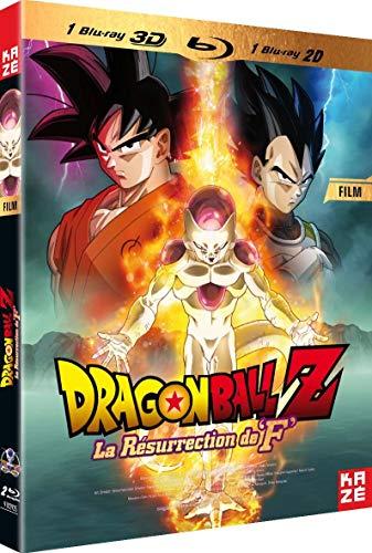 Dragon Ball Z : La Résurrection de « F » -Le Film [Combo 3D + Blu-Ray 2D]