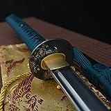 Handmade katana 1060 Carbon Steel Full Tang Blade Japanese Samurai Sword Katana Sharp