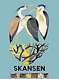 MAGNET Skansen Zoo Museum Stockholm Sweden...