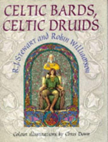 Celtic Bards, Celtic Druids