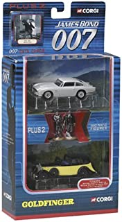 Corgi – Goldfinger SET James Bond 007 Aston Martin & Rolls Royce