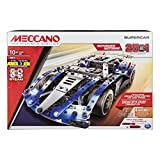 MECCANO 604449525Model Set–Coche de Carreras