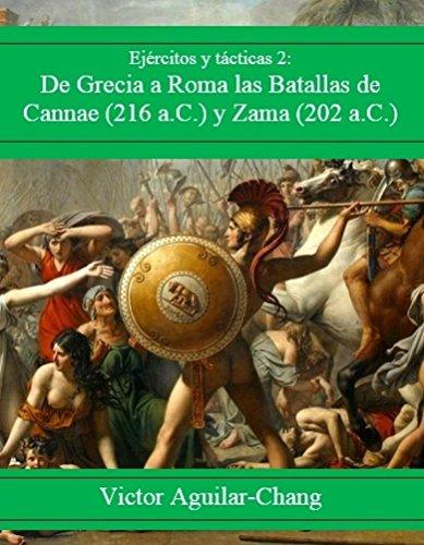Ejercitos y Tácticas 2: batallas de Cannae (216 a.C.) y Zama (202 a.C.)