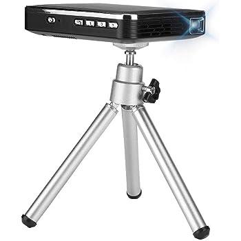 Mini proyector, negro 4K Proyector X3 Compañero de teléfono móvil ...