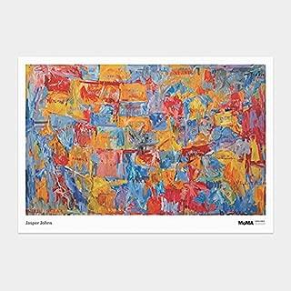 MoMA Johns: Map Poster