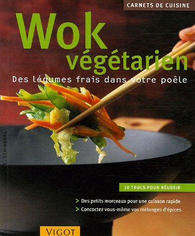 Wok végétarien : Des légumes frais dans votre poêle