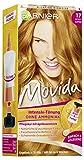 Garnier Tönung Movida Pflege-Creme / Intensiv-Tönung Haarfarbe 17 Goldkupfer (für leuchtende...