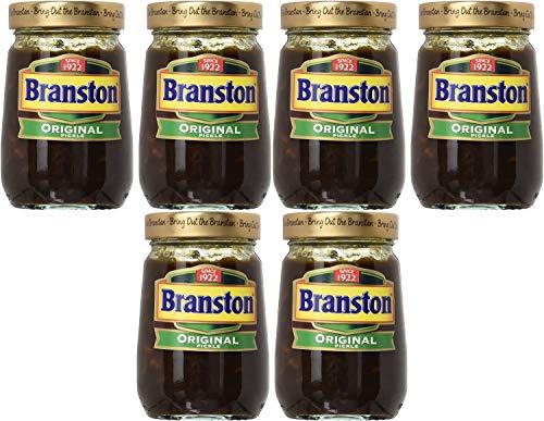 Branston Original Pickle (360g) - Pack of 2