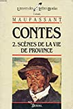 Contes - Scènes de la vie de province - Bordas - 10/02/1993