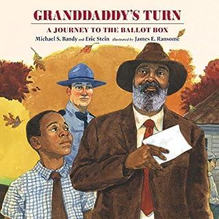Granddaddy's Turn audiobook cover art