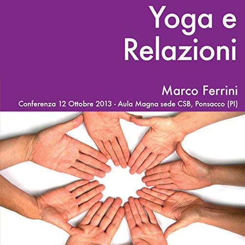 Yoga e Relazioni audiobook cover art