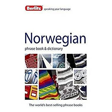 Berlitz Norwegian Phrase Book & Dictionary (Norwegian Edition)