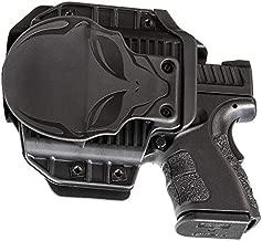 Alien Gear holsters Cloak Mod OWB Paddle Holster Taurus PT111 Millennium G2 (Left Handed)