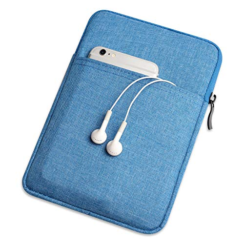 Coque - Funda para Huawei Mediapad T3 8.0 Honor Play Pad 2 KOB-L09 KOB-W09 Tablet Sleeve Cover Cover Cover Cover para Huawei T3 8.0-Azul