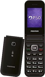 """Celular Positivo P50 2G 2.4"""" - Preto Celular Positivo P50 2G 2.4"""" - Preto"""