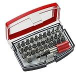 KWB GERMANY GMBH 118490 - Bit box con puntas de 32 piezas