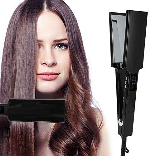 Plancha de pelo, rizador de pelo de panel grande, herramienta eléctrica de...