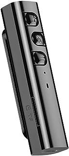 MeiLiu Bluetooth 5.0 MP3 Player, HiFi Mini Portable Walkman, mit 3,5 mm Schnittstelle, bis zu 64 GB