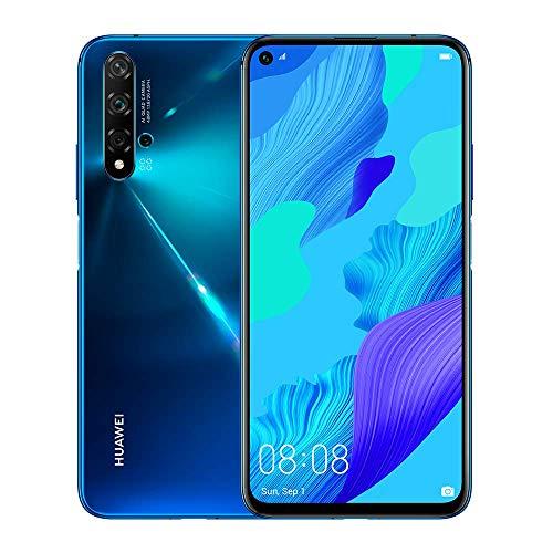 Huawei Nova 5T 128gb 8gb 48 Mpx 6.26' - Azul