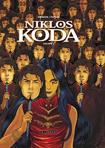 NIKLOS KODA MAGNUM - tome 2 - Magnum Niklos Koda tomes 4, 5, 6, 7