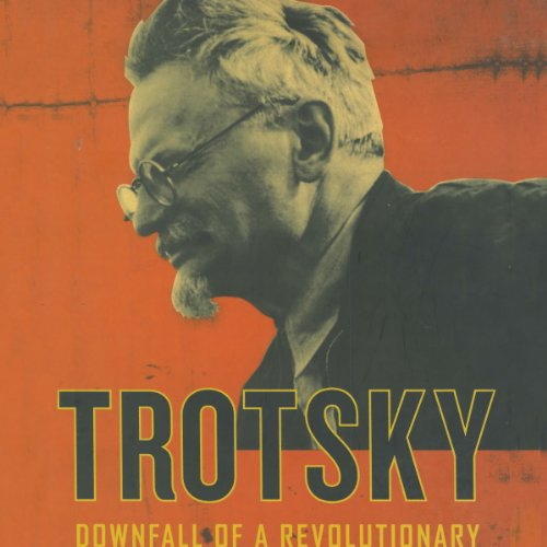 Trotsky audiobook cover art