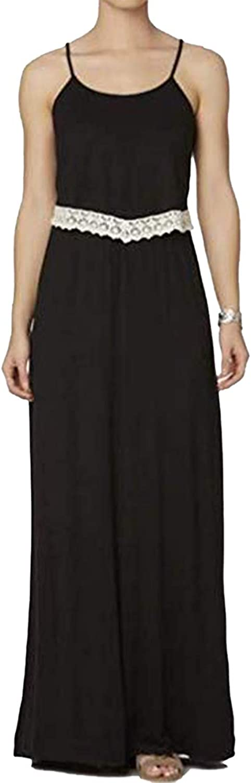 Cloud Sky Women's Sleeveless Maxi Dress