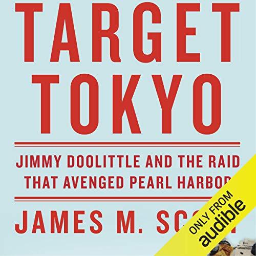 Couverture de Target Tokyo