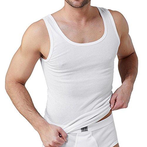 Betz Sous-vêtements débardeur homme couleur blanc, taille 5
