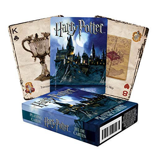 Harry Potter playing cards - great Gift Ideas for a Teenager in the Hospital