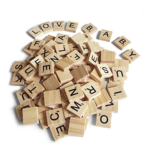 Scrabble Letters for Crafts