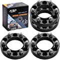 """KSP Forged 4Pcs 1.25"""" 6x5.5 to 6x5.5 Wheel Spacers Thread Pitch 12x1.5 Hub Bore 106mm 6 Lug 32mm Hub Centric Wheel Spacers Fit for 4-Runner Tacoma Tundra FJ Cruiser Sequoia"""