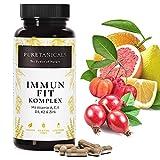 Vitamin Komplex Immun-Fit: A, C, E, D3, K2 + Zink...