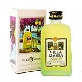 Miniatura limoncello Villa Massa para detalles, 5cl (Pack de 24 ud)