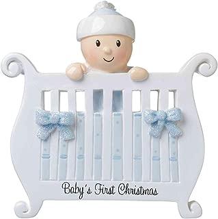 Best baby crib christmas ornament Reviews