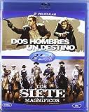 Dos Hombres Y Un Destino/Siete Magnificos - Bd Duo [Blu-ray]