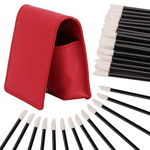 OOTSR Caja Organizador Cuero portátil lápices