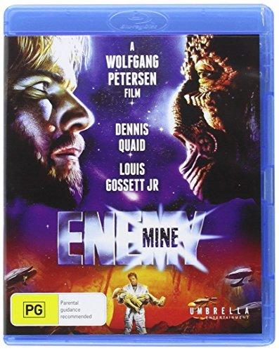 Enemigo m o / Enemy Mine [ Origen Australiano, Ningun Idioma Espanol ] (Blu-Ray)