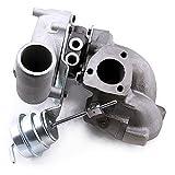 maXpeedingrods K04 K04-001 Turbina Turbocompressore per A3 A4 TT Leon Cupra 1.8T