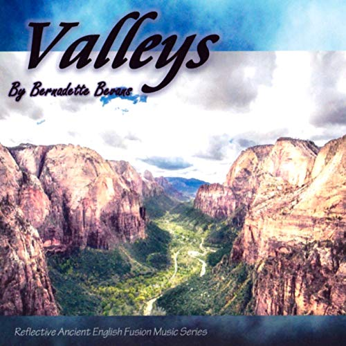 VALLEYS - Instrumental Music CD Album, Folklore, Instrumental, Recorders, Relaxing Music, Piano, Flute, Guitar, Celtic, Olde English