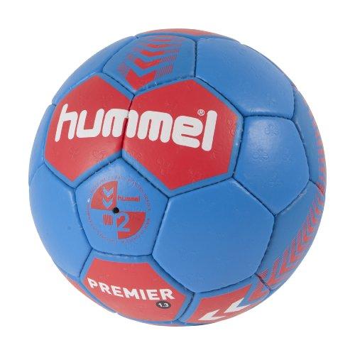 Hummel Handball 1.3 Premier, Blau/Rot, 3, 91-713-3474