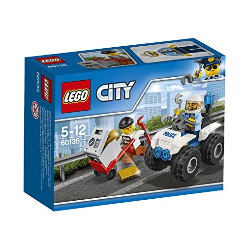 LEGO City - Quad de arresto (60135