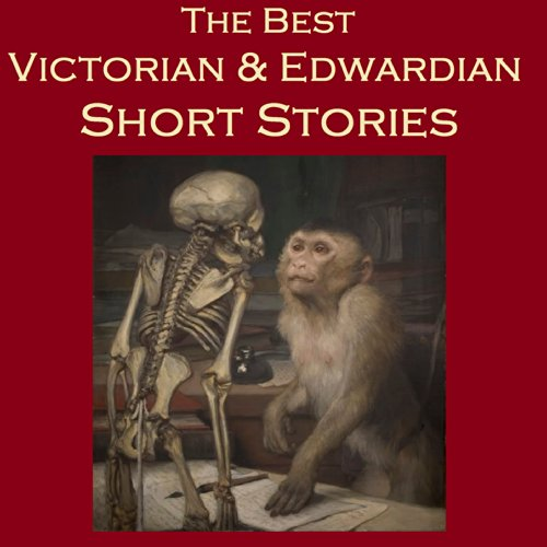 『The Best Victorian and Edwardian Short Stories』のカバーアート
