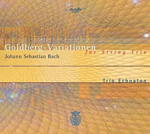 Johann Sebastian Bach: Goldberg-Variationen (arrangiert für Streichtrio)