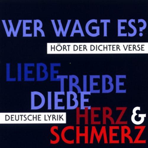 Wer wagt es? Deutsche Lyrik Titelbild