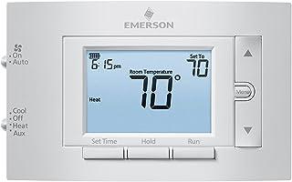 Emerson 1F83H-21PR Heat Pump (2H/1C) Programmable Thermostat